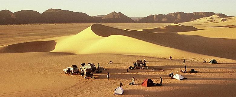 Deserto perche for Colore vento di sabbia deserto